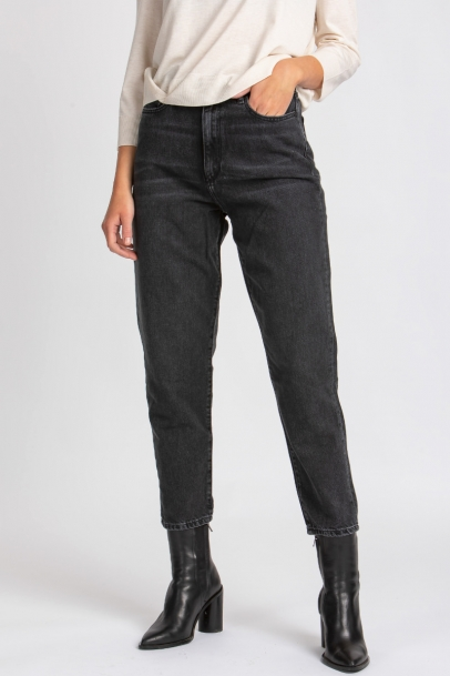 Mom's Fit Jeans Mairaa black