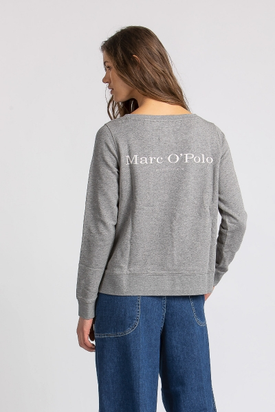 Logo Sweat 54059 aus Organic Cotton