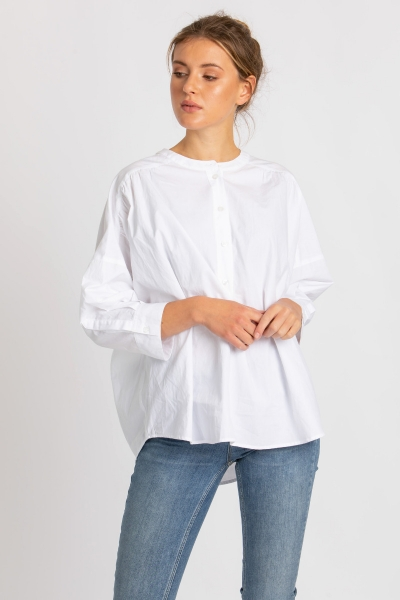 Bluse aus Bio Cotton