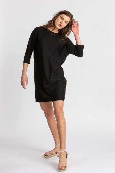 Oversized-Dress Tilesa aus Lyocell