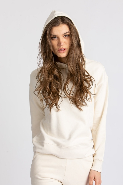 Sweat Hoodie Aadora aus Organic Cotton
