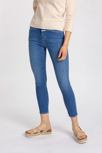 Skinny Pusher C9123108T9V mid blue